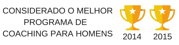CONSIDERADO O MELHOR COACHING PARA HOMENS