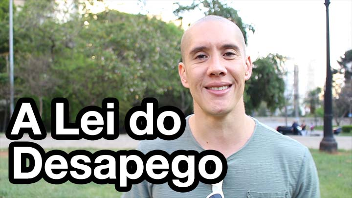 A Lei do Desapego